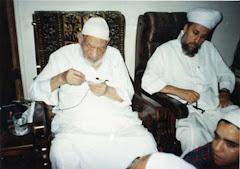 Sheikh Syed Muhammad Zaki Ibrahim dan Sheikh Al-Habib Yusuf Al-Hasani