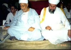 Sheikh Dhiya'uddin An-Naqsyabandi dan Sheikh Yusuf Al-Hasani