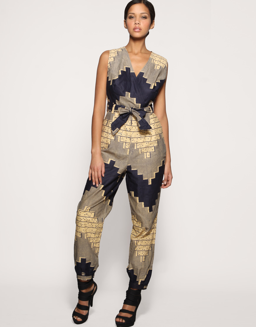 Fashion Nette Work Trend Report 2010 African Inspired