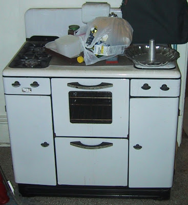 Well known Tappan Talk: Chaz's Early Tappan Stove LH37
