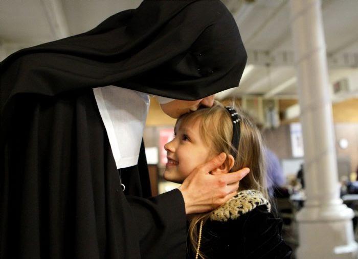 Catholic nuns and priest - 2 part 8