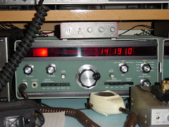 My HF Rig #4: Heathkit SB-104 (Modified)