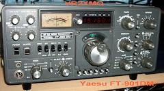 My HF Rig #3: Yaesu FT-901DM
