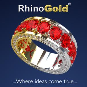 Rhino News, etc : RhinoGold 3 0 released