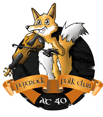 Foxrock Folk Club at 40