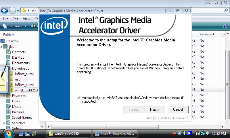 Intel gma 915 graphic driver (915gm/915gms) windows 7.