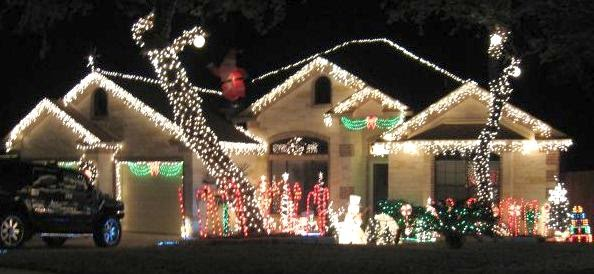 silver creek 78250 christmas lights report you dont have to go far - Windcrest Christmas Lights