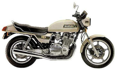 modification motorcycle: classic motorcycles - the suzuki gsx1100e