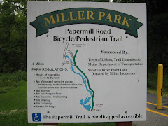 Miller Park Papermill Trail