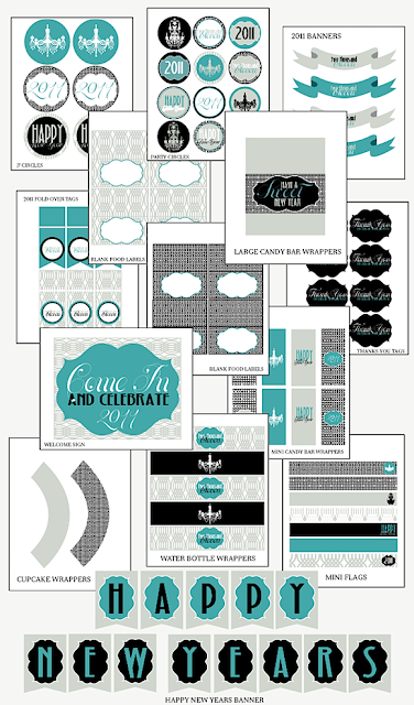 check out these new year printables