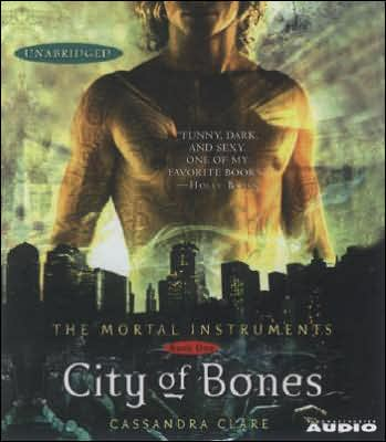 Book Besotted Librarian: City of Bones by Cassandra Clare