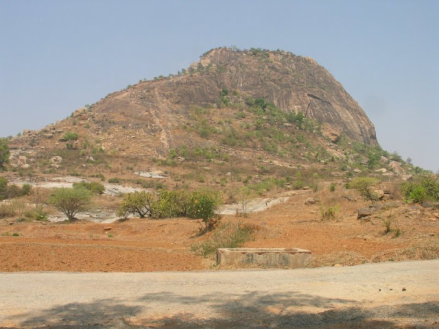 Kabbaladurga fort, A place to visit around Bangalore