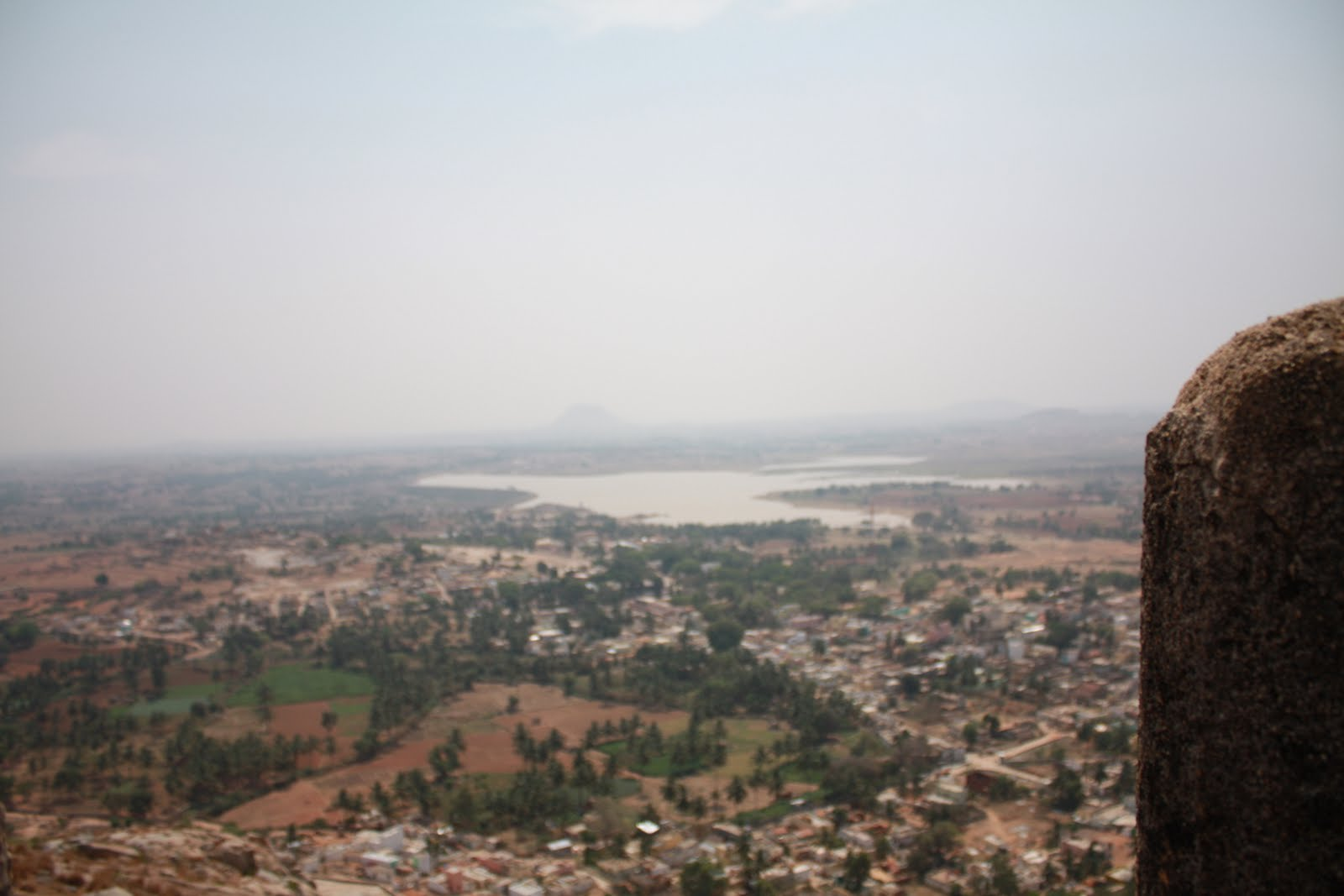 Amani Byrasagara Lake, Gudibande