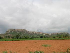 Kanakuppa Fort Davanagere