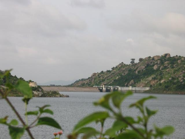 Manchinbele Dam, a place to visit around Bangalore