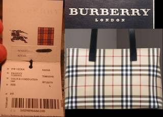 Look At The Burberry London Tag Above Best Way To Point Out A Font Is Rat Tails On R S Will Like This Always