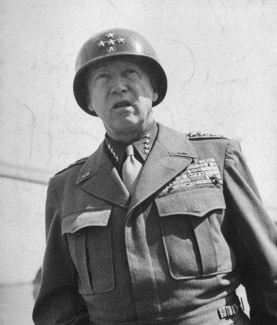 Image result for General George S. Patton blogspot.com