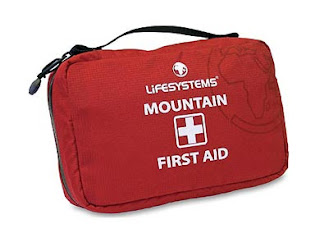 mountain first aid