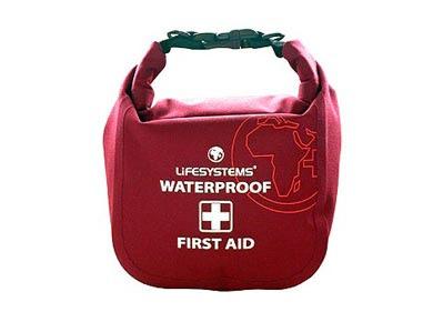 botiquín primeros auxilios