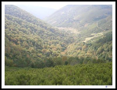 montañas de ancares