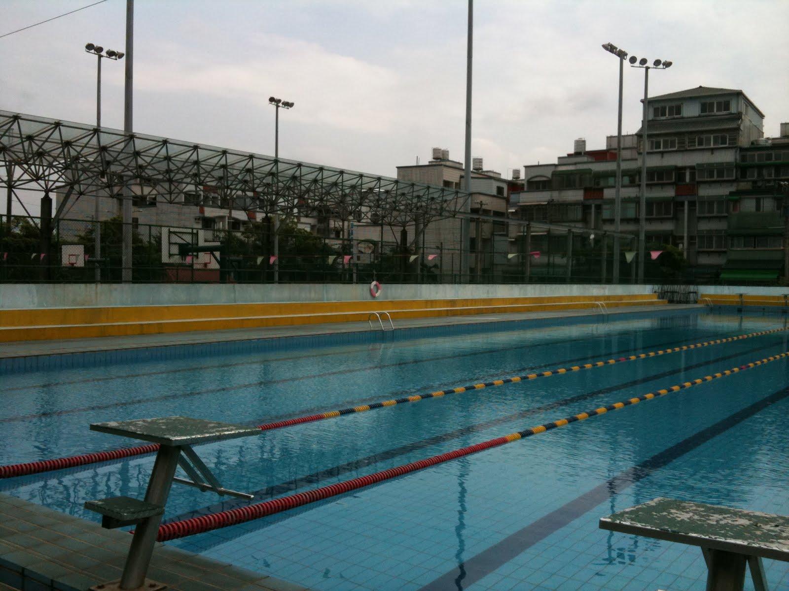 維京海狼的家: 平鎮市立游泳池