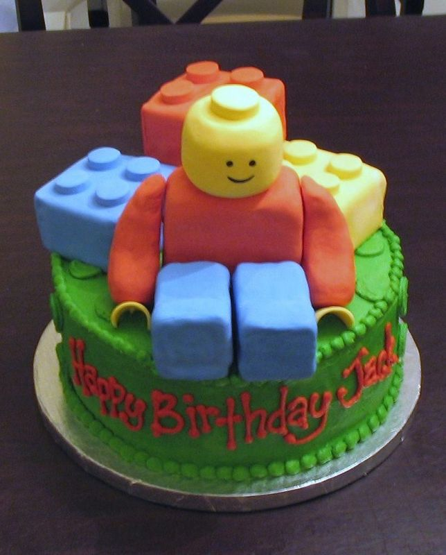 Easy Way To Make A Lego Cake Tin The Best Party Cake