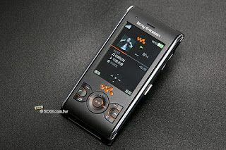 WALK ERICSSON W595S MATE SONY TÉLÉCHARGER