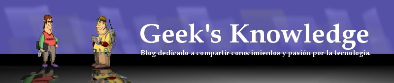 Geek's Knowledge