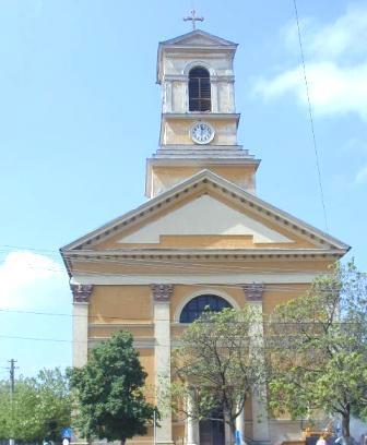 Biserica Romano Catolica din Sannicolau Mare
