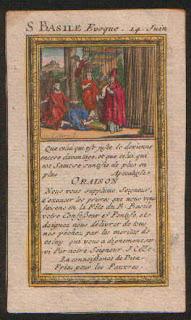 Santi Del Calendario.Collezionare Santini I Santi Del Calendario