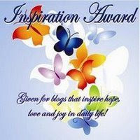 Inspiration Award - created by Sugar