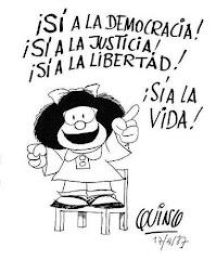 Mafalda és de les nostres!