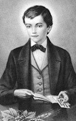 Patron of The Catholic Warrior 2008: St. Dominic Savio