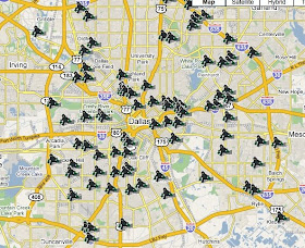 SpotCrime - The Public's Crime Map: Dallas Crime Map ... on dallas marathon map, dallas poverty map, dallas traffic map, dallas racial demographics map, dallas war map, dallas safety map, dallas fault map, judgemental dallas map, dallas entertainment, dallas jobs, dallas citizen survey, dallas river map, dallas love map, dallas business map, dallas flooding map, dallas pollution map, dallas community map, dallas council map, dallas road map, dallas isd map,