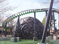 Nighthawk Coaster - Carowinds