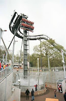 Oblivion Dive Coaster - Alton Towers