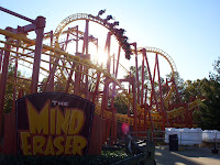 Mind Eraser - Six Flags America - Vekoma