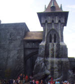 Curse of Darkastle - Busch Gardens