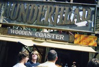 Thunderhead Roller Coaster - Dollywood