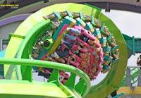 Hydra Roller Coaster - Dorney Park