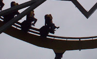 Dominator Roller Coaster - Geauga Lake