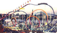 Thriller - Zonga- Roller Coaster