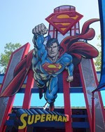 Superman Ride of Steel - Six Flags New England