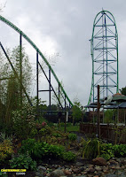Kingda Ka - Six Flags Great Adventure - Roller Coaster