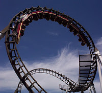 Sidewinder Roller Coaster - Hersheypark