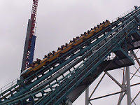 Head Spin Roller Coaster - Geauga Lake