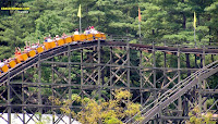 Phoenix - Knoebels Amusement Park - Roller Coaster Reviews
