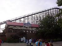 Hercules - Dorney Park - Roller Coaster