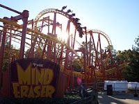 Mind Eraser - Roller Coaster - Six Flags America