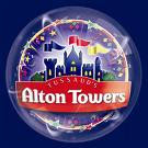 Alton Towers Theme Park - UK